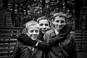 Around 70% of Ukraine's boys become involved in the crime ring when they age out of orphanages.  (Image courtesy Marco Fieber via Flickr)