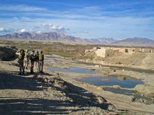 Dutch military troops in Uruzgan province, Afghanistan (Image, caption courtesy Remko Tanis via Flickr)