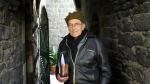 Father Frans van der Lugt was murdered by an unknown shooter earlier this week. (Photo of Frans van der Lugt from Facebook page dedicated to the priest)