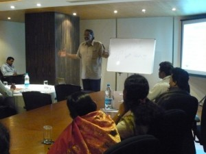 Marketplace Missions conference in India.  (Image courtesy Global Advance)