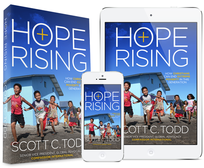 Is hope rising in the developing world?