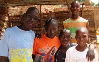 Children safe following South Sudan attack