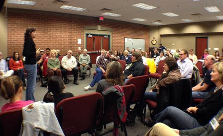 Orality Training in Fort Wayne, Indiana (Living Water International photo).
