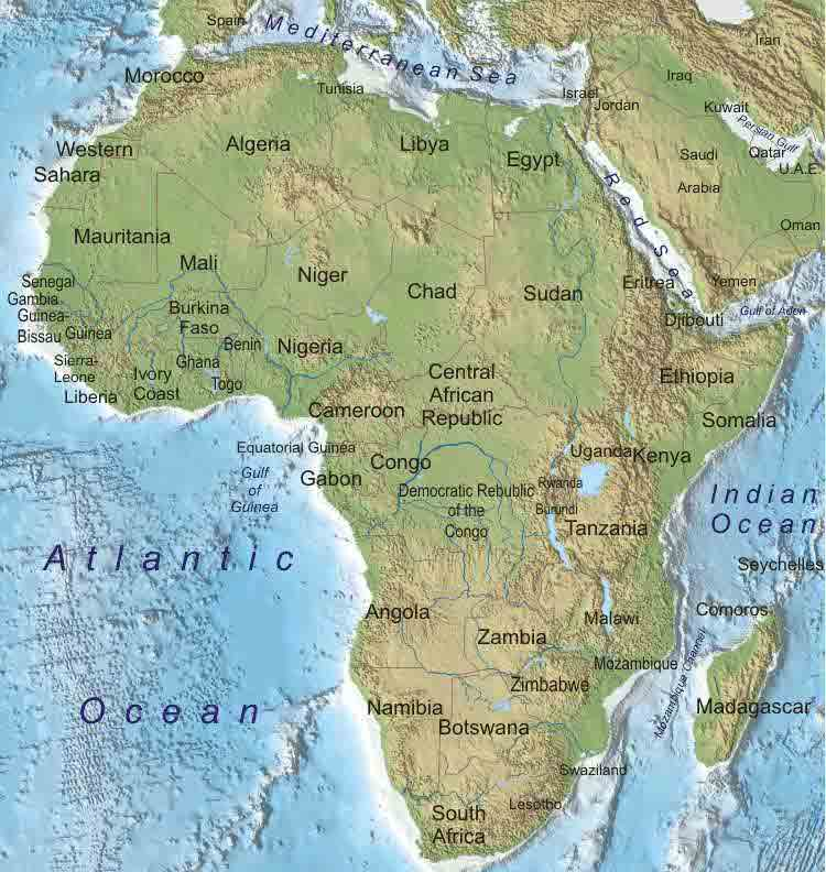 World Mission goes Coast-to-Coast for Africa