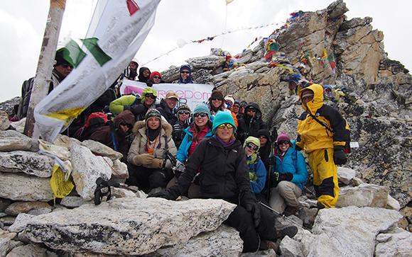 Freedom Climb 2014