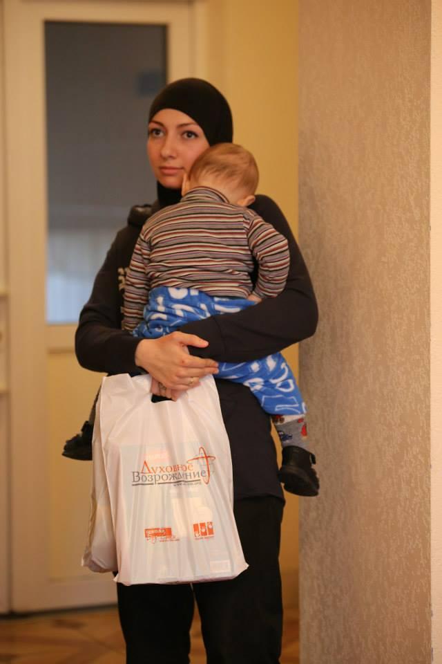 Crimean Tatars find help and hope