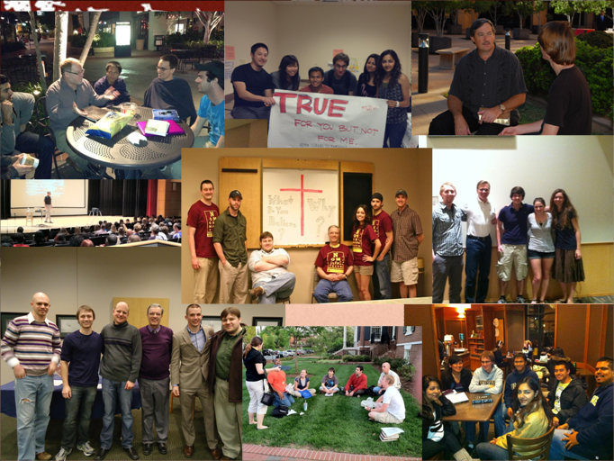 Ratio Christi has more than 130 clubs on college campuses.