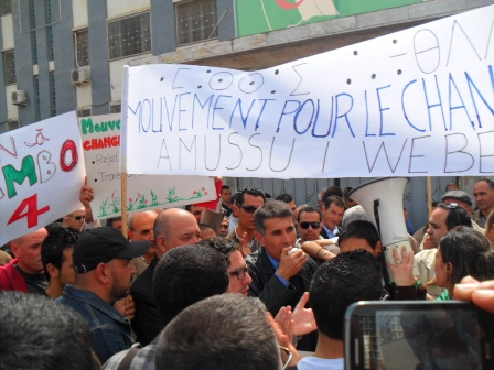 Bouteflika re-elected in Algeria