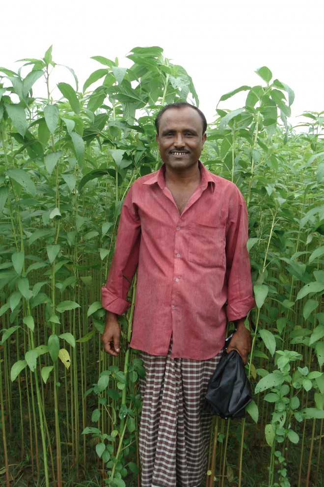 Project trains farmers in natural techniques
