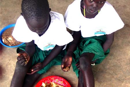 Hunger in South Sudan could rival famine of 1980s