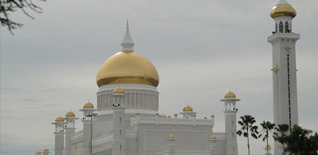 Sharia Law sneaks into Brunei
