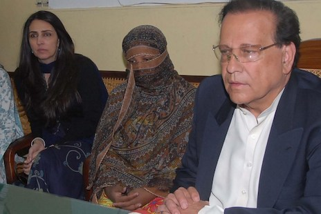 Hearing date is set for Asia Bibi