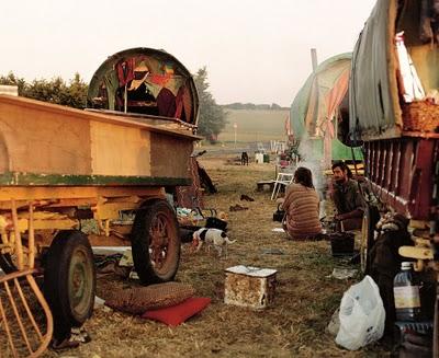 Gypsies on fire for God
