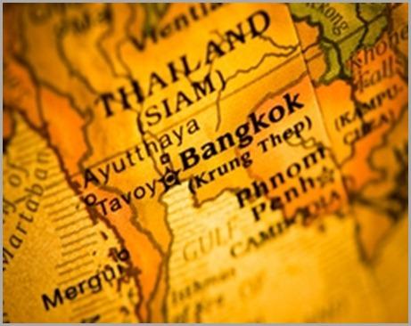 Radio silenced in Thailand