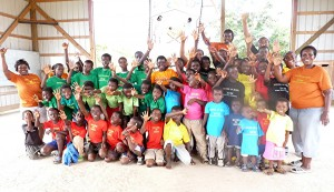 Haven of Hope kids  (Image courtesy ECM)