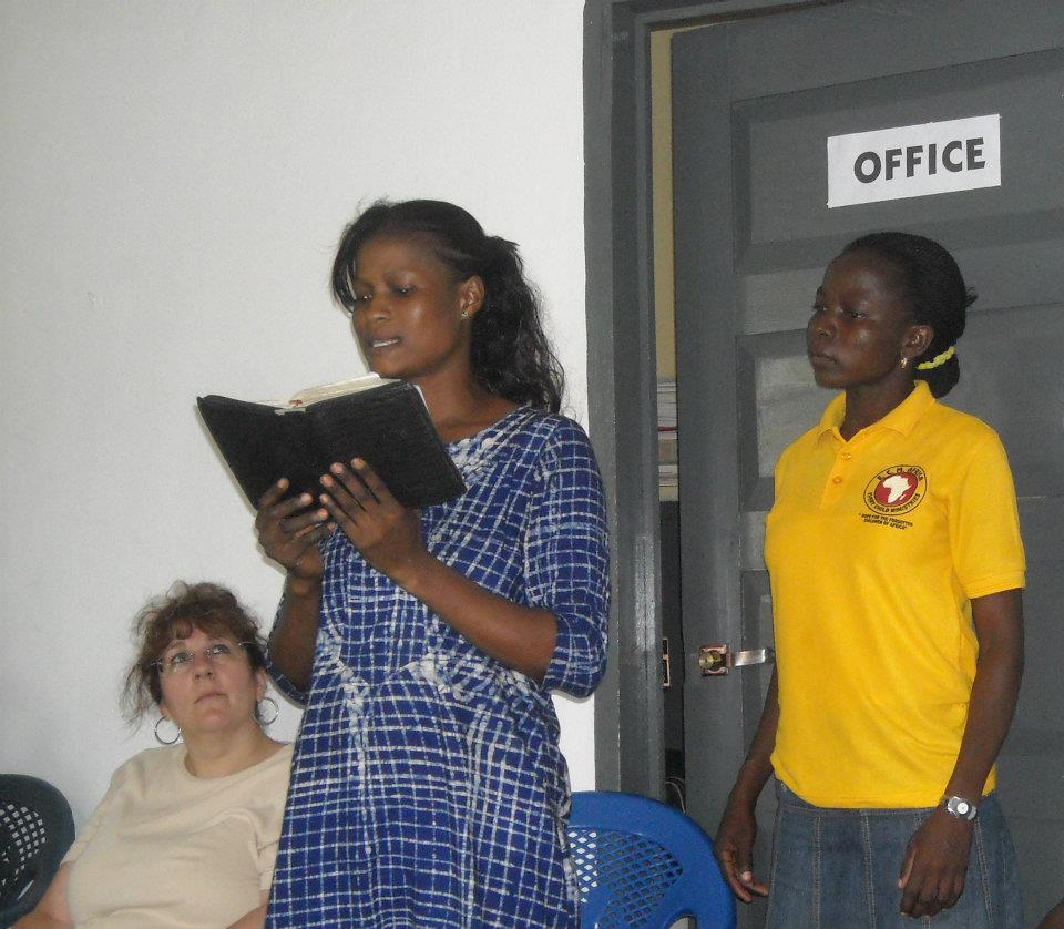 Transforming street children in Ghana, one life at a time