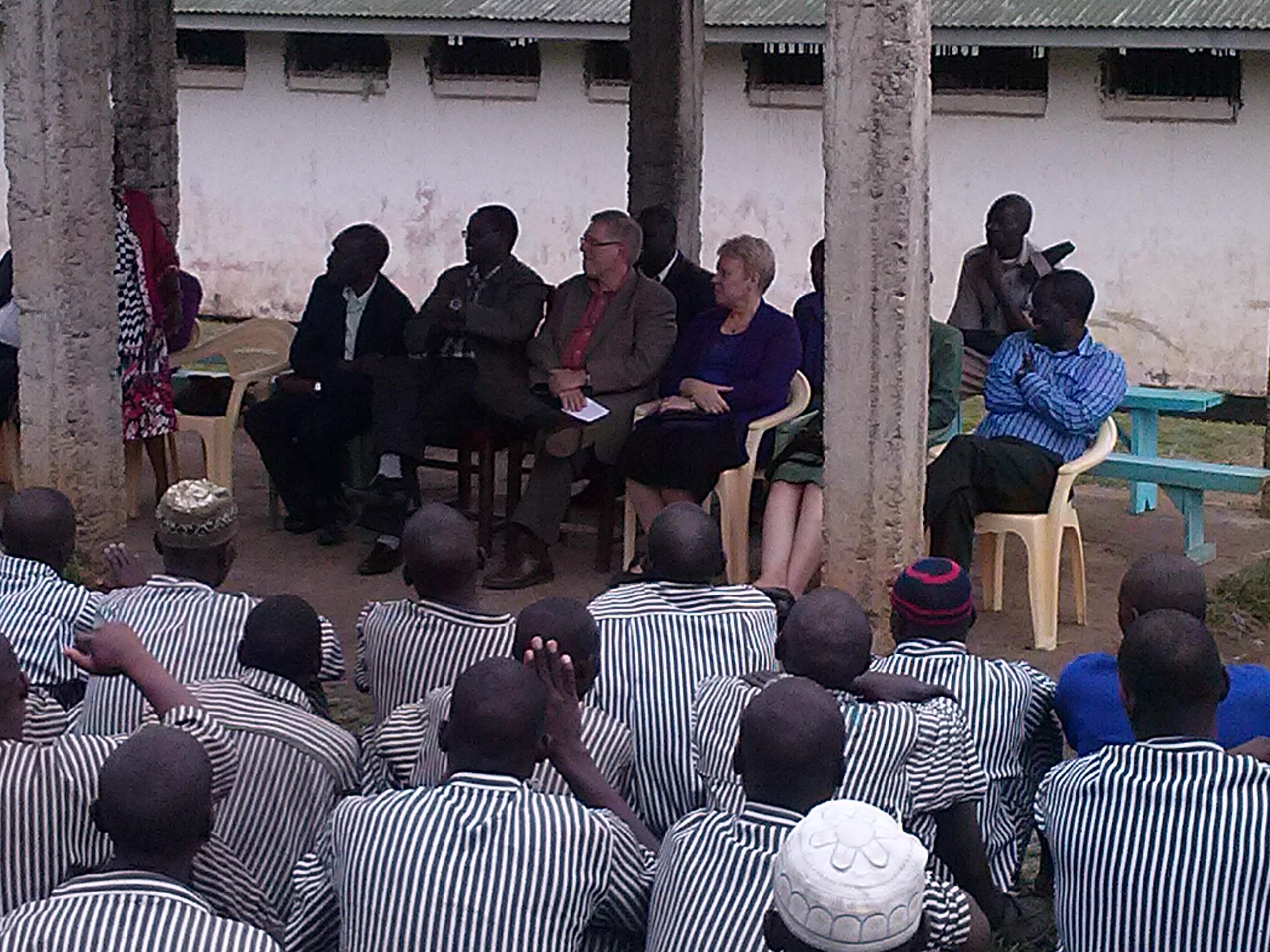 Faithful to God's call in Kenya