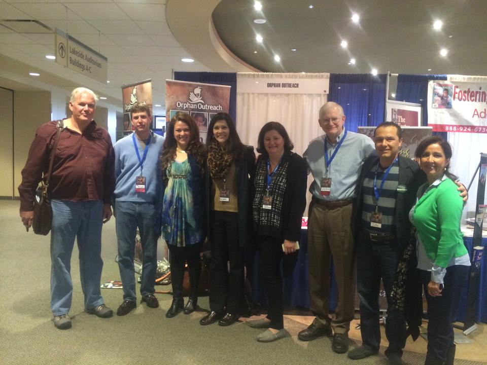 Tenth Annual Christian Alliance for Orphans Summit