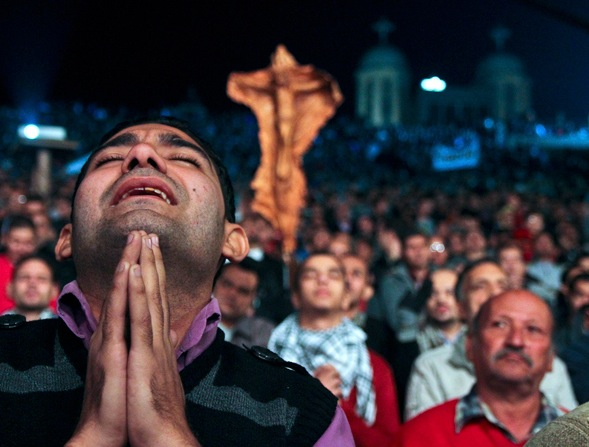 Christians in Egypt expect death at any time