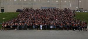 Group photo from last year's Warrior Leadership Summit.  (Photo courtesy OEW via Facebook)