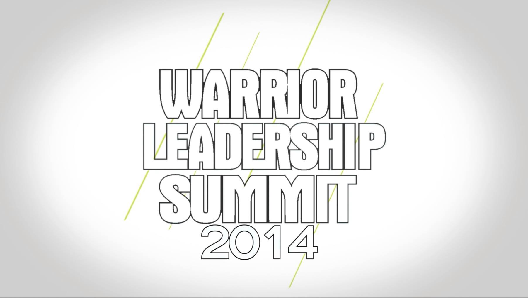 Gearing up for WLS 2014