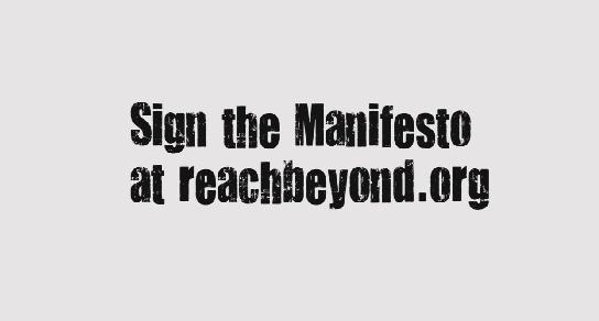 """""""I Refuse"""" Manifesto."""