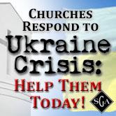 Dark days, tenuous peace in Ukraine