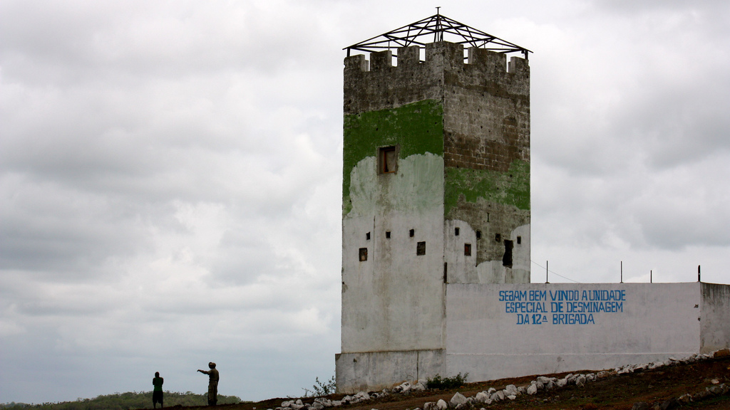 A quarter century of war later, hope brings healing to Angola