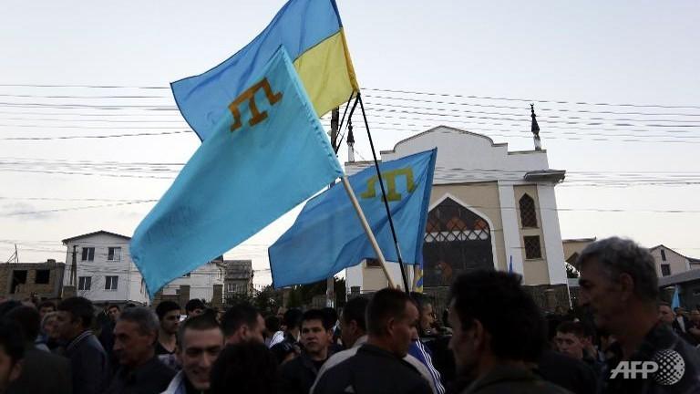 Ukraine refugees receiving hope