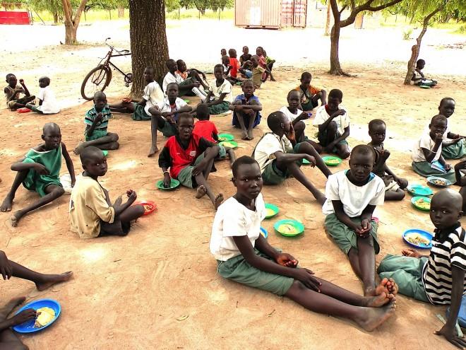 Despite violence, education continues