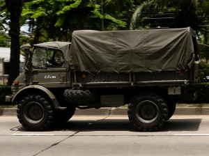 (Photo of Thai Army courtesy Flickr/CC/Ian Fuller)