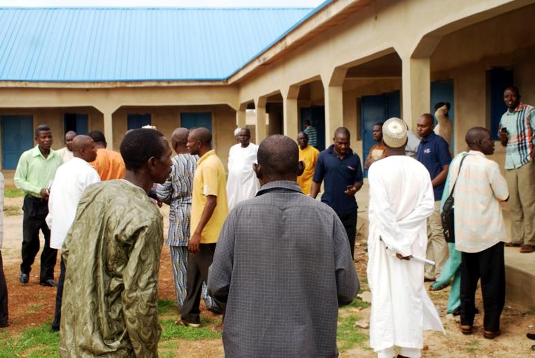 140 kidnapped from Baptist Nigerian school
