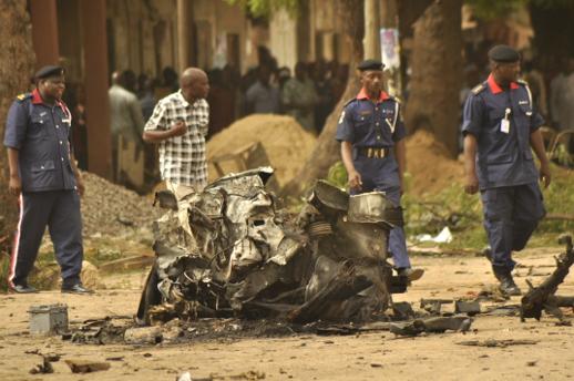 Four-day bloodbath in Nigeria
