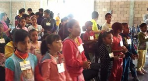 Seedtime and Harvest Ministry in Mexico ministers to the vulnerable and prepares new Christians for ministry through multiple outreach programs. (Image, caption courtesy ANM)