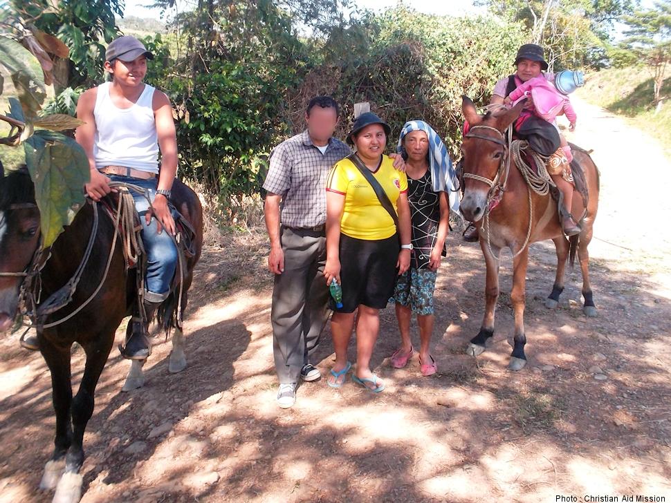 Christian Aid Mission Provides Horses