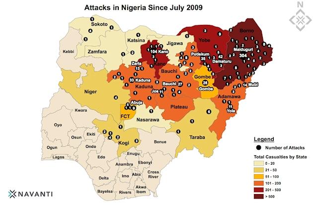 Boko Haram terrorists turn to Christ