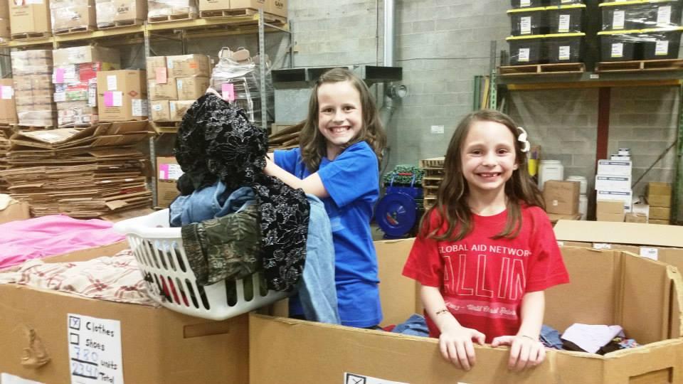 Packing event in Pennsylvania big success