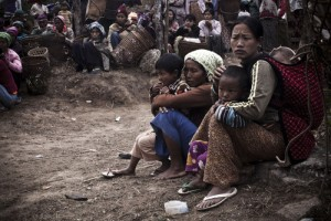 The conflicts in Burma have affected countless lives (Photo by Partners Relief and Development)