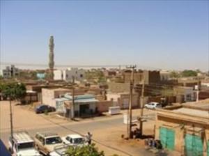 (Khartoum photo courtesy World Watch Monitor)