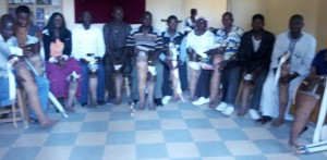 VOM's prosthetic clinic in Nigeria. (Photo courtesy VOM Nigeria)