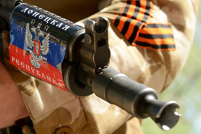 Christians taken captive in Slovyansk
