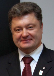 On Saturday, Petro Poroshenko will be inaugurated as the new President of Ukraine.  (Image courtesy Wikipedia)