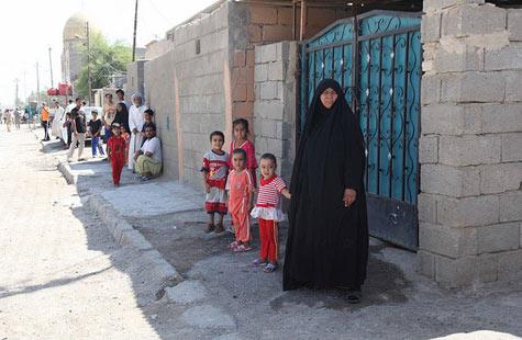 Islamic state declared in Iraq, Syria