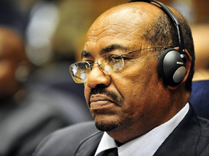 (Photo Omar al Bashir, courtesy Voice of the Martyrs Canada)