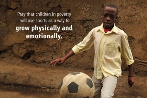 (Photo courtesy of Compassion International)