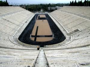 Fist Olympic Stadium (Photo cred: jjjj56cp Flick https://flic.kr/p/7TaTur )