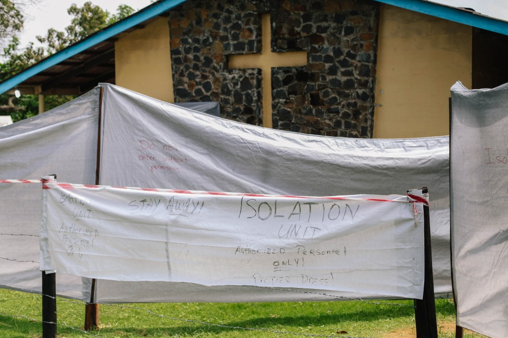Ebola outbreak impacts ministry