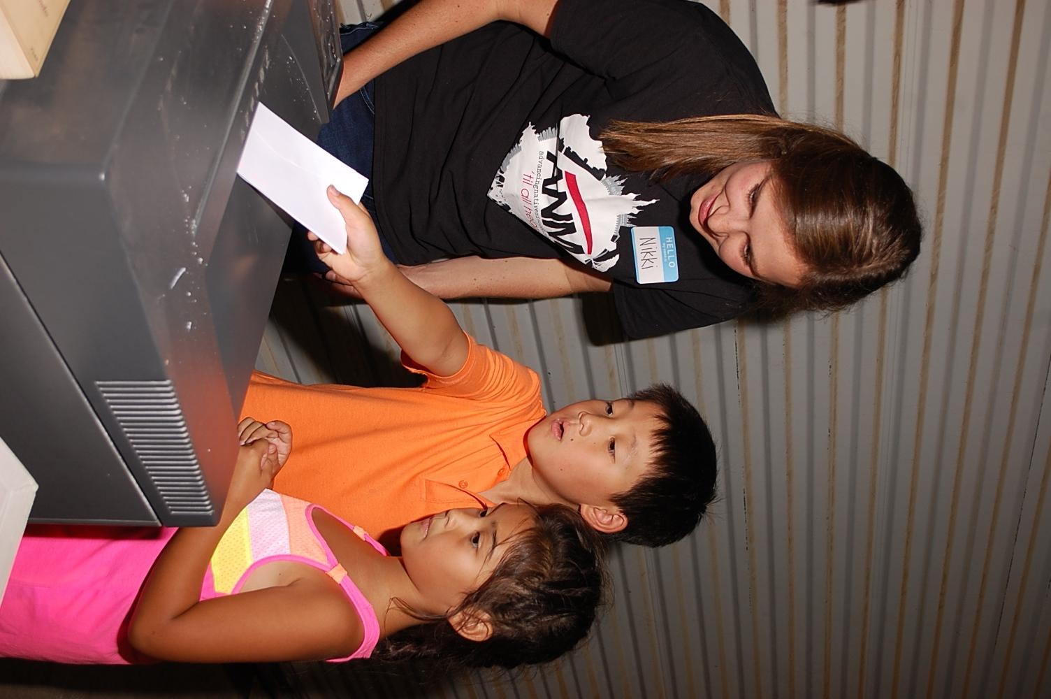 Fall internship: Advancing Native Missions