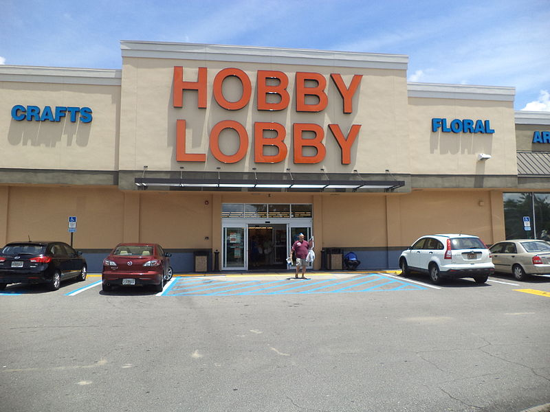 Hobby Lobby wins in Supreme Court