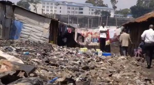 Nairobi Slums (Photo courtesy of Bright Hope)